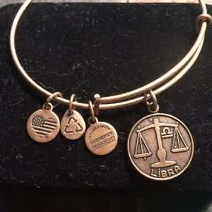 Alex and Ani Libra bracelet OBO